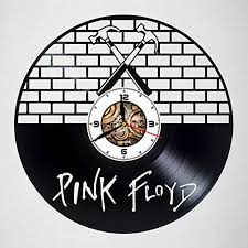 Record Gifts Amazon Com Pink Floyd Handmade Vinyl Record Wall Clock Unique