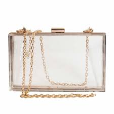Clear Designer Totes Designer Tftp Women Cute Clear Acrylic Box Clutch Crossbody Purse Evening Bag Wholesale Handbags Cheap Handbags From Boot13 25 Dhgate Com