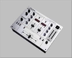 pioneer 2 channel mixer. pioneer djm-300-s product image 2 channel mixer