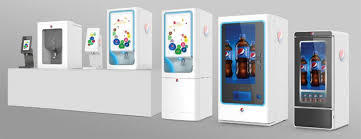 Coca Cola Touch Screen Vending Machine Fascinating Pepsi Rivals Coke's Freestyle With Touchscreen 'Spire' Debut