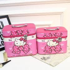 o kitty beauty make up bag cosmetic bag 2 in 1 mkb817