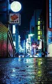 20+ Neon Tokyo Wallpaper Hd Background