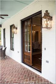 tropical front doors how to 30 lovely outdoor lighting ideas for front house light and