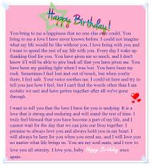 A Sweet Happy Birthday Letter To My Boyfriend Adorable Best Love Letters For Boyfrie5