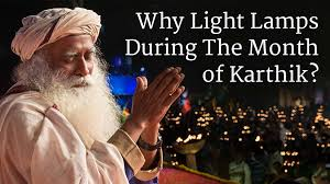 Why Light Lamps During The Month Of Karthik