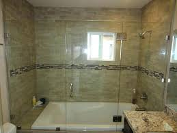 bathtub glass door how to install a bathtub glass door bathtub glass door or curtain