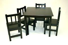 childrens table and chairs set wood wooden table furniture wooden desk and chair set unique kids