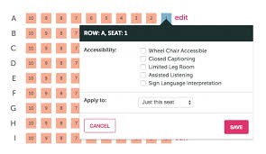 Scope Seating Chart Fearsome Theater Seating Chart Template Excel Ideas Thealmanac