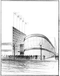 architectural buildings sketches. Architectural Buildings Sketches R