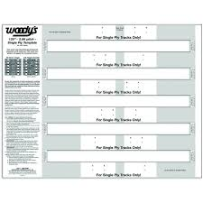 Woodys Stud Template Single Ply 2 86 129s Temp