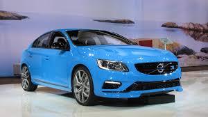 2014 Volvo S60 R Design Price 2015 Volvo S60 And V60 Polestar Debut At 2014 Chicago Auto