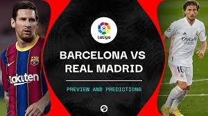 Barcelona vs Real Madrid live stream ...