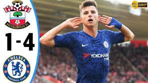 DOWNLOAD Southampton vs Chelsea 1-4 – Goals & Highlights Mp4 – MideVibez