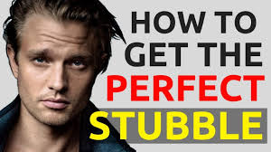 How To Cut Designer Stubble Designer Stubble How To Get The Perfect Stubble Facial Grooming Tips For Beard Trimming