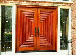 Top Modern Wooden Door Designs For Home Pvc Front Doors Main Design