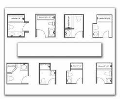 Flooring  Stunning Handicap Bathroomor Plans Photo Design Ideas - Handicap bathroom size