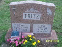 Lillian Ernestine LaFleur Fritz (1924-1999) - Find A Grave Memorial
