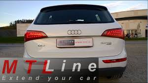 Audi Q5 Rear Lights