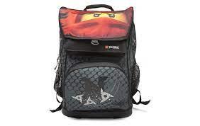 Lego Bags Maxi School Bag (Lego® Ninjago® Kai Of Fire), (71.47 €) | Large  selection of outlet-styles