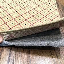 vinyl rug pad rug pads for hardwood floors vinyl rug pads for hardwood