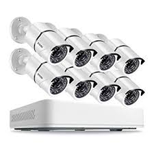 ZOSI 8CH 5.0MP HD Security Cameras System 2TB ... - Amazon.com