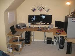 Make Your Own Computer Desk Build Your Own Computer Desk Home Design Ideas