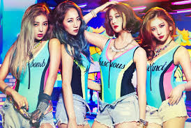 Another Win For The Wonder Girls Soompis K Pop Music Chart
