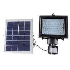 Solar Electronics Powered Aluminum 80 Led Solar Security Light 80 Led Solar Security Light