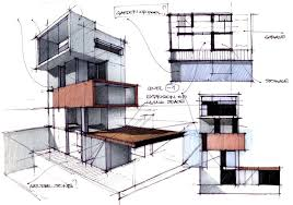 modern architectural sketches. Plain Architectural A Collection Of Random Concept Sketches Architecture  In Modern Architectural Sketches P