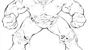 Printable Hulk Coloring Pages The Incredible Hulk Coloring Pages
