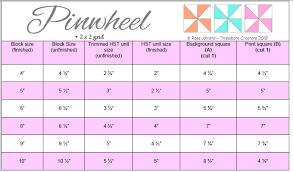 Classic Quilt Blocks Pinwheel A Tutorial Free Modern