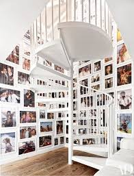 a floor to ceiling display
