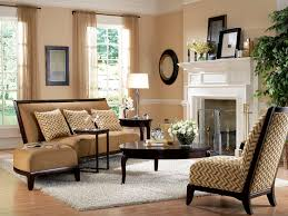 modern classic living room. living room: modern classic room-areas rug combined by grey stone fireplace- room
