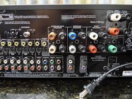 onkyo surround sound. onkyo tx sr674 7.1 channel 665watt home theater surround sound receiver free s\u0026h o