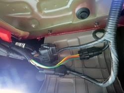 how to tips install curt trailer hitch and wiring harness on 2016 2011 kia sorento trailer wiring harness at Kia Sorento Trailer Wiring Harness