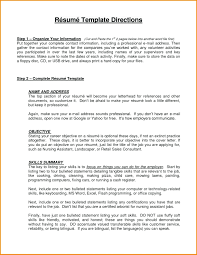 Resume Friendly Name Examples Template Incident Report Letter Template Example Of Sample Resume 7