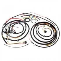 wiring & components electrical replacement parts 1982 Jeep Cj7 Turn Signal Wiring cloth wiring harness w turn signal wires Jeep CJ7 Wiring Schematic