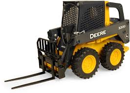 John Deere 318d And 320d Skid Steer Loader Eh Controls