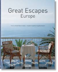 Great Escapes Europe Updated Edition TASCHEN Books