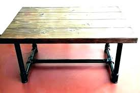 home depot coffee table sawhorse table legs home depot desk legs galvanized pipe table legs pipe home depot coffee table