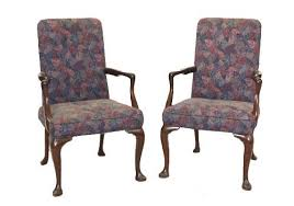 Queen Anne Armchair T15