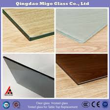 china glass manufacture direct tempered