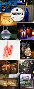 diy outdoor lighting. Getting Crafty: DIY Outdoor Lighting Ideas Diy