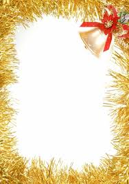 christmas menu borders 4 designer christmas decorative border picture material 2