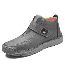 <b>SENBAO Men Boots</b> Gray EU 40 Boots Sale, Price & Reviews ...