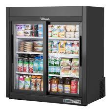 true refrigeration gdm 09 ld countertop refrigerated merchandiser 9 cu ft 2 1 2 shelves restaurant equipment and supplies restaurant depot