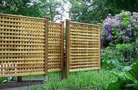 vinyl lattice fence panels. Black Vinyl Lattice Fence Panels N