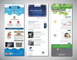 Email Template Design Online Email Templates Cw Design Graphic And Web Design