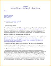 3 Medical Appeal Letter Format Quote Templates