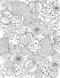Coloring Sheets For Summer Fashionadvisorinfo